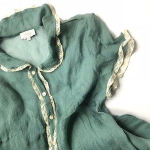 collette dinnigan silk dress